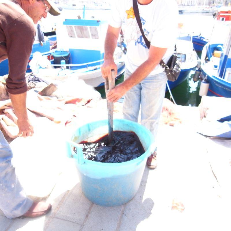 20110728_A palermo, Sicilia - Porto, Mercato della Vucciria5_RIMG2620