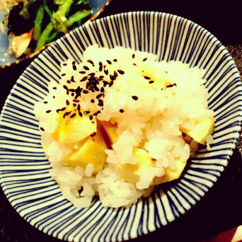 20131025_1123(土・祝)のAL Kitchenはほっこり温まるきりたんぽ鍋や、栗ごはんなどです_IMG_20121004_231724