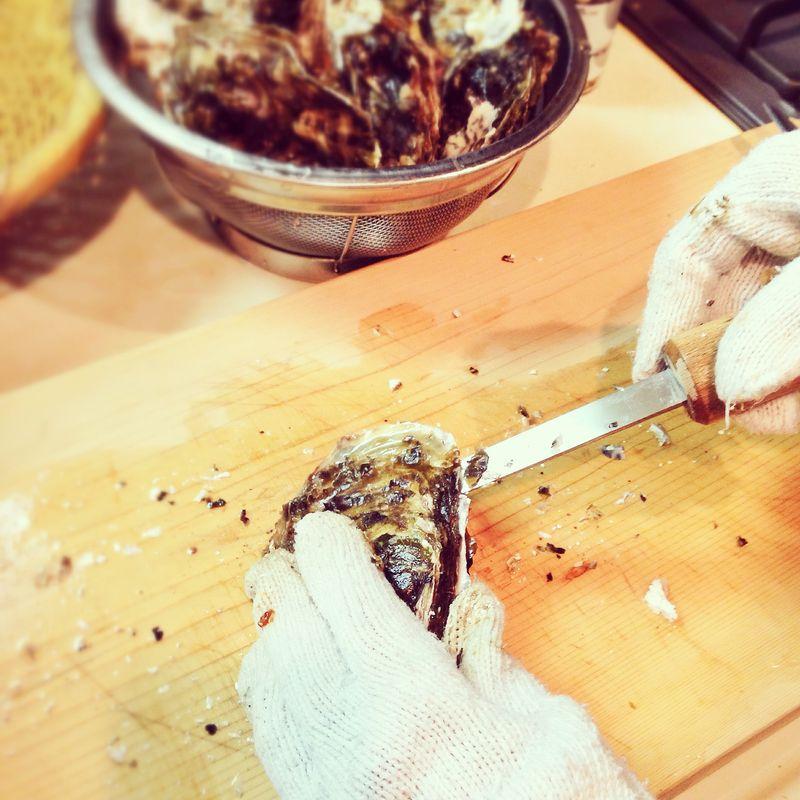 20141225_年明けのAL Kitchen和食の基本は21(日)カキの土手鍋です_IMG_3507